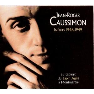 Jean-Roger CAUSSIMON / AU LAPIN AGILE