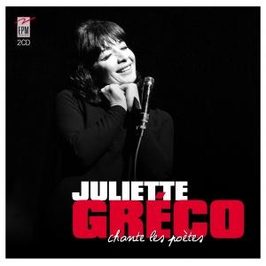 Juliette GRECO / CHANTE LES POÈTES