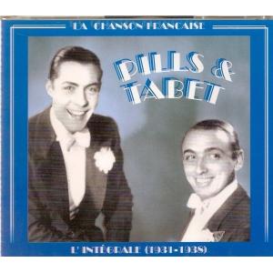 PILLS & TABET / INTÉGRALE