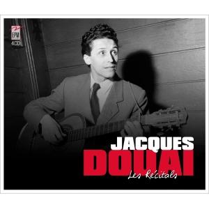 Jacques DOUAI : LES RÉCITALS