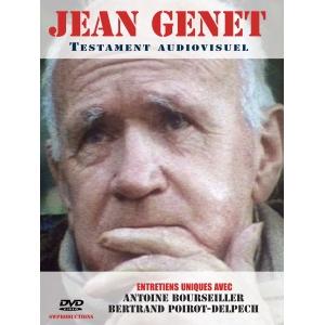 Jean GENET / TESTAMENT AUDIOVSUEL