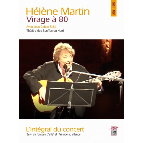 Hélène MARTIN / AU THÉÂTRE DES BOUFFES DU NORD