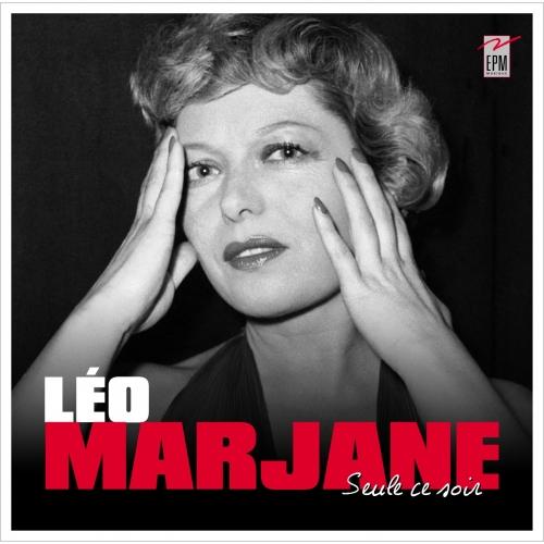 Léo MARJANE / SEULE CE SOIR