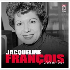 Jacqueline FRANÇOIS / L'AIR DE PARIS