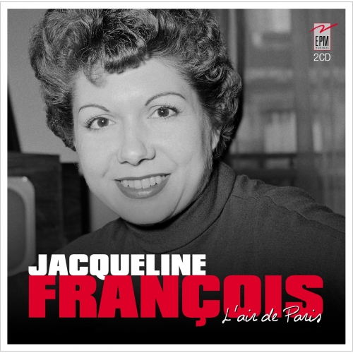 Jacqueline FRANÇOIS / L'AIR DE PARIS