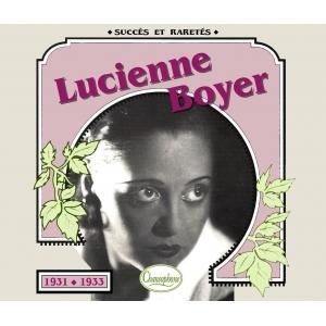 Lucienne BOYER / 1931 - 1933
