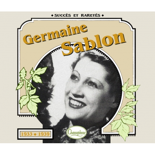 Germaine SABLON / 1932 - 1939