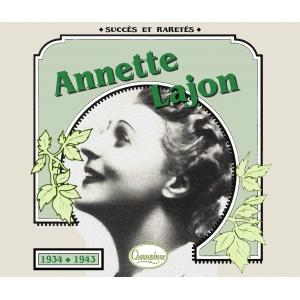 Annette LAJON / 1934 - 1943