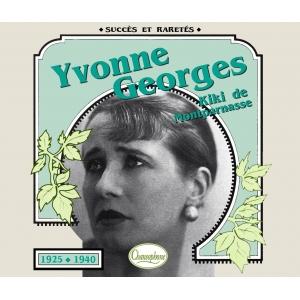 Yvonne GEORGE & KIKI de MONTPARNASSE