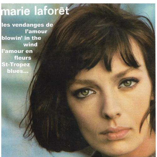 Marie LAFÔRET / LES VENDANGES DE L'AMOUR