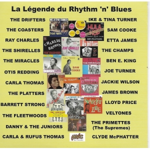 LA LÉGENDE DU RHYTHM 'N' BLUES