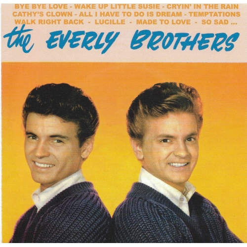 THE EVERLY BROTHERS / BEST OF