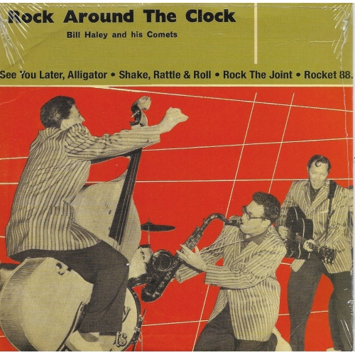 Bill HALEY / ROCK AROUND THE CLOCK