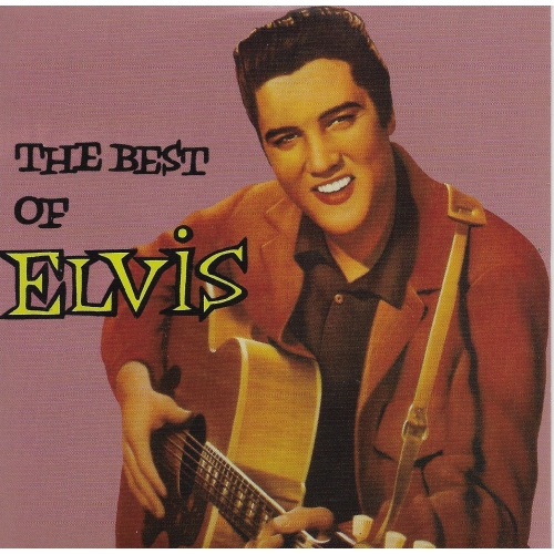 Elvis PRESLEY / THE BEST