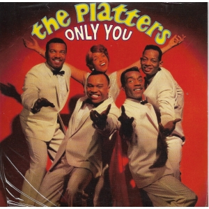 THE PLATTERS / ONLY YOU