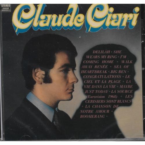 Claude CIARI / PLAYS WORLD HITS
