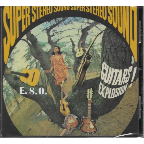 ELECTRIC SOUND ORCHESTRA / GUITARS EXPLOSION