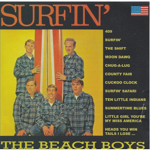 THE BEACH BOYS / SURFIN'