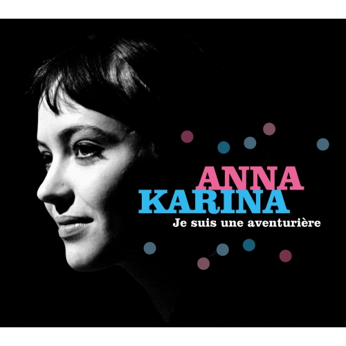 Anna KARINA / JE SUIS UNE AVENTURIÈRE