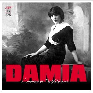 DAMIA / L'IMMENSE TRAGÉDIENNE