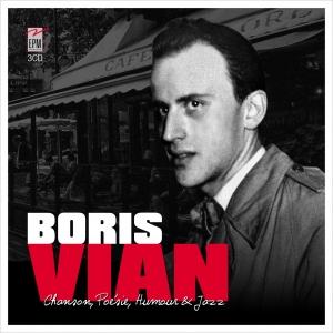 Boris VIAN / CHANSON, POÉSIE, HUMOUR & JAZZ