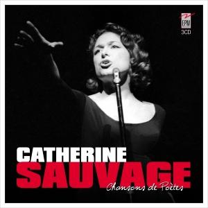 Catherine SAUVAGE / CHANTE LES POÈTES