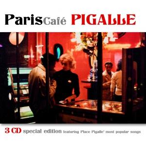 PARIS CAFÉ PIGALLE