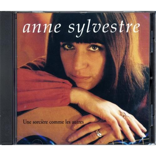 Anne SYLVESTRE Une sorcière / Les pierres dans mon jardin