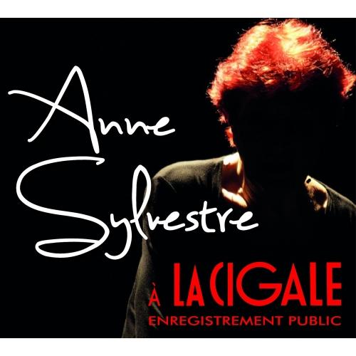 Anne SYLVESTRE à la Cigale