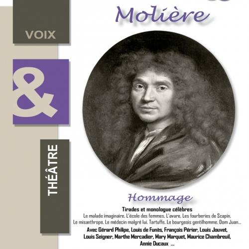 MOLIÈRE / TIRADES ET MONOLOGUES