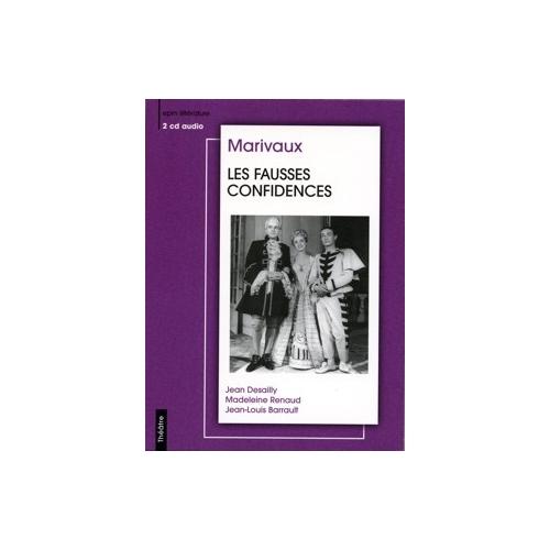 MARIVAUX / LES FAUSSES CONFIDENCES