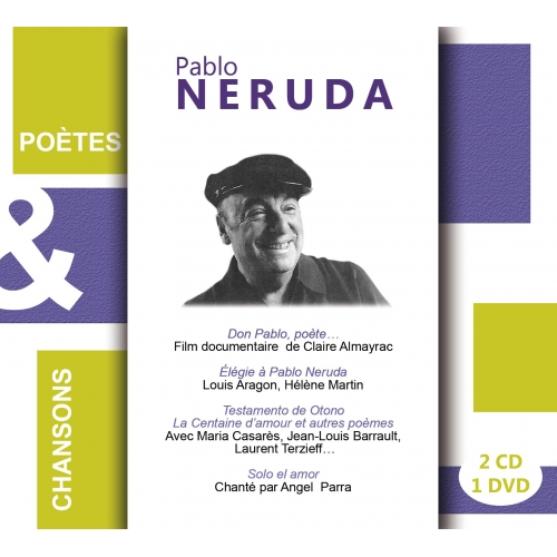 Pablo NERUDA  Poète