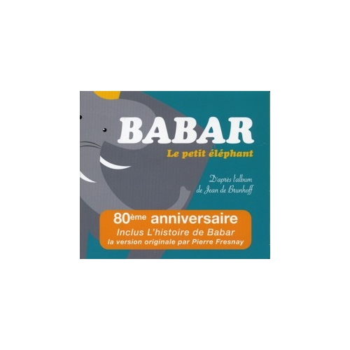 BABAR 80e ANNIVERSAIRE