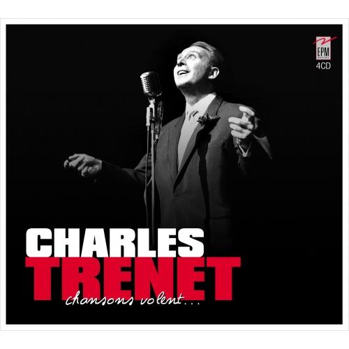 Charles TRENET / CHANSONS VOLENT