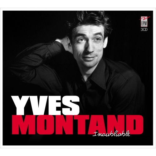 Yves MONTAND / INOUBLIABLE