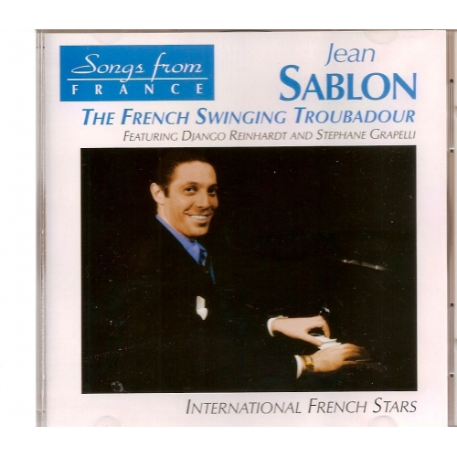 Jean SABLON / SWINGING TROUBADOUR