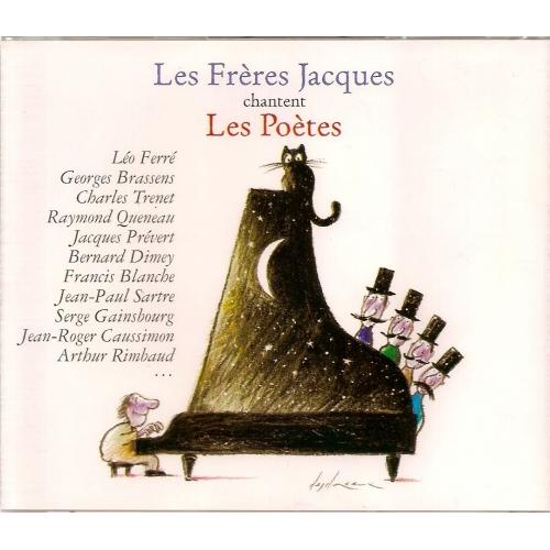 LES FRÈRES JACQUES / CHANTENT LES POÈTES