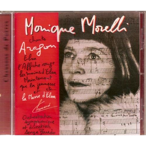 MONIQUE MORELLI / CHANTE ARAGON