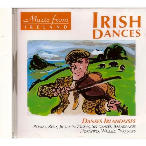 IRLANDE / DANSES IRLANDAISES