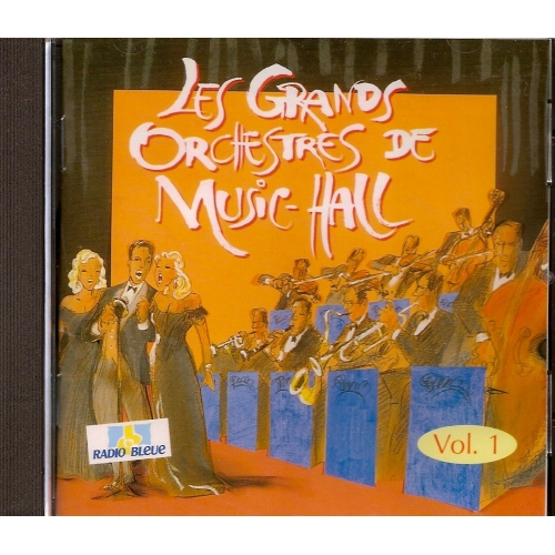LES GRANDS ORCHESTRE DE MUSIC HALL / VOL 1