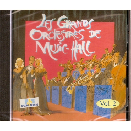 LES GRANDS ORCHESTRE DE MUSIC HALL / VOL 2