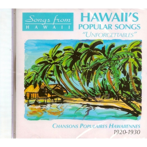 HAWAII / CHANSONS POPULAIRES