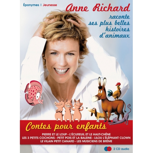 ANNE RICHARD / ANIMAUX