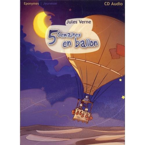 JULES VERNE / 5 SEMAINES EN BALLON