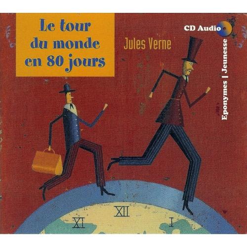 JULES VERNE / LE TOUR DU MONDE EN 80 JOURS