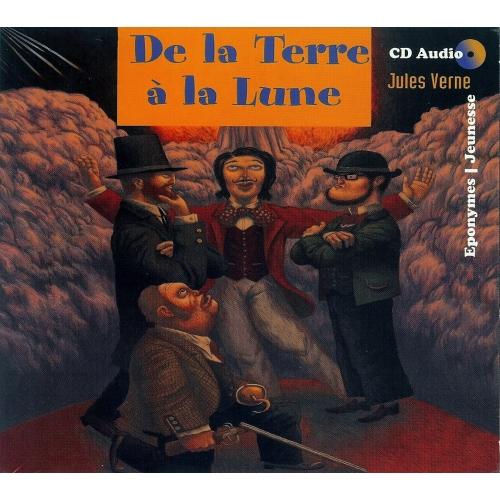 JULES VERNE / DE LA TERRE À LA LUNE