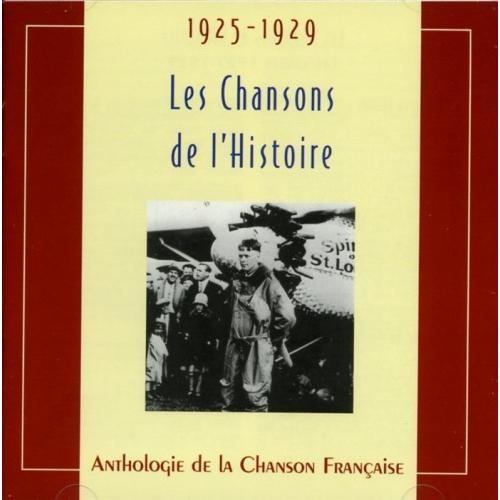 1925-1929 LES CHANSONS DE L'HISTOIRE