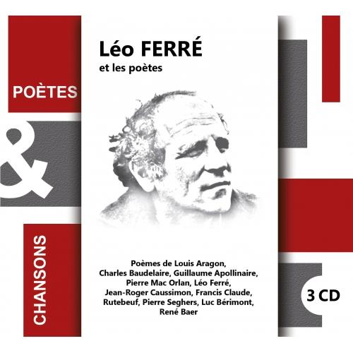Léo FERRÉ / ET LES POÈTES