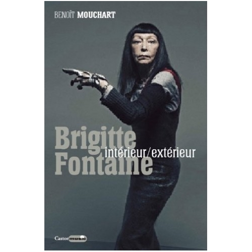 Brigitte FONTAINE / INTÉRIEUR EXTÉRIEUR