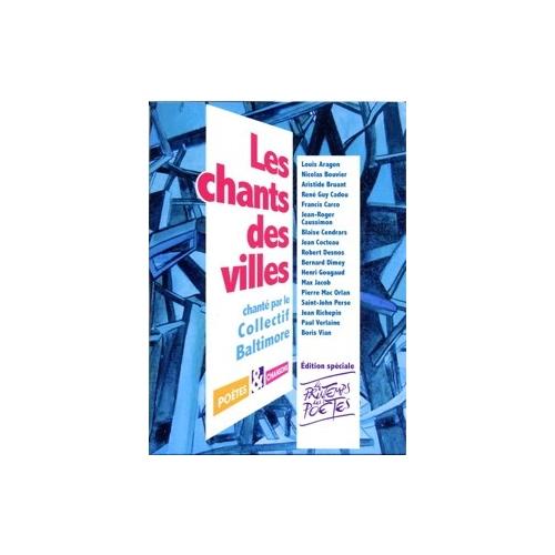 LES CHANTS DES VILLES